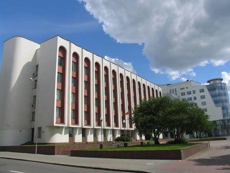 МЗС: Радника посольства Білорусі вислали зУкраїни