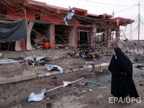 Вибух наринку в Іраку: загинули щонайменше 20 осіб