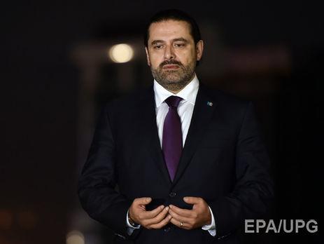 Премьер Ливана передумал уходить вотставку, проинформировали СМИ