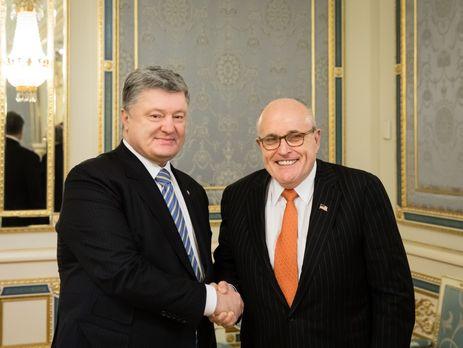 Порошенко объявил о значимости сотрудничества Украины иСША всфере кибербезопасности