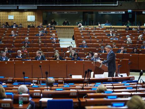УПАРЄ відмовилися проводити дебати щодо зняття санкцій зРосії