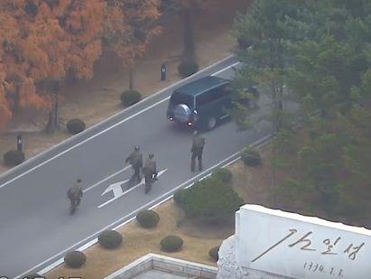 КНДР нарушила договор оперемирии, преследуя перебежчика— Южная Корея