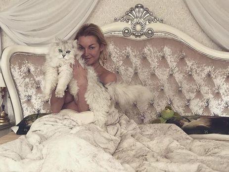 Анастасия Волочкова поведала осексе за15 000евро