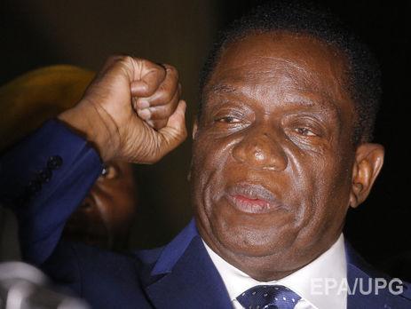 Бывшему президенту Зимбабве иего жене дали иммунитет отсудебного преследования