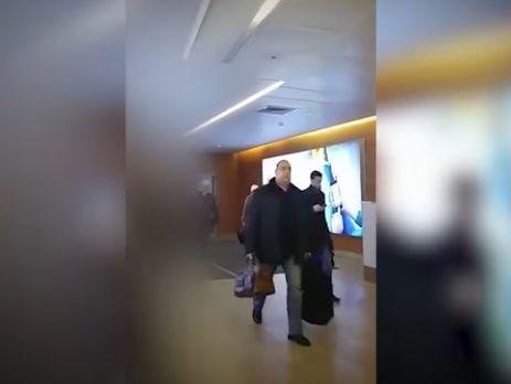 Руководитель самопровозглашенной ЛНР Игорь Плотницкий прилетел изРостова-на-Дону в столицу Российской Федерации