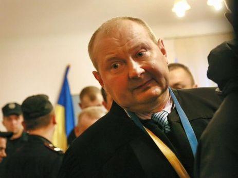 Экстрадиция «баночного» судьи Чауса изМолдовы затягивается доначала весны