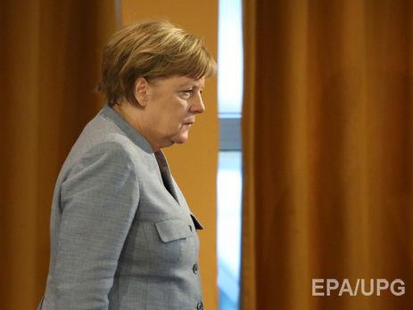 Меркель висловилася проти нових виборів
