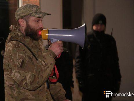 Экс-командира батальона «Донбасс» задержали заизбиение охранника фермы наКировоградщине