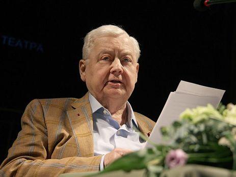 Медперсонал оценивают состояние Олега Табакова как крайне тяжелое