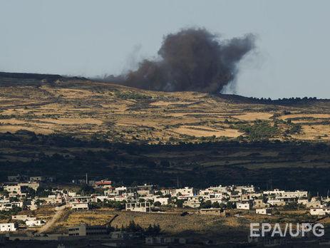 МіноборониРФ спростовує дані про авіаудар насході Сирії