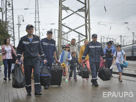 Украина заняла девяток место вмире поколичеству переселенцев— ООН