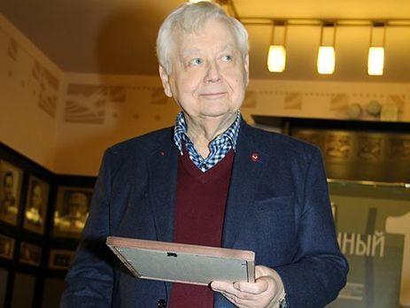 СМИ проинформировали обухудшении состояния Олега Табакова