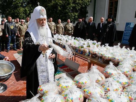 Руководитель Киевского патриархата попросил упатриарха Кирилла извинения
