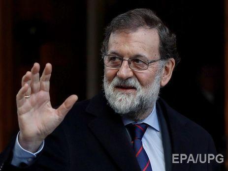 Премьер Испании объявил оконце сепаратизма вКаталонии