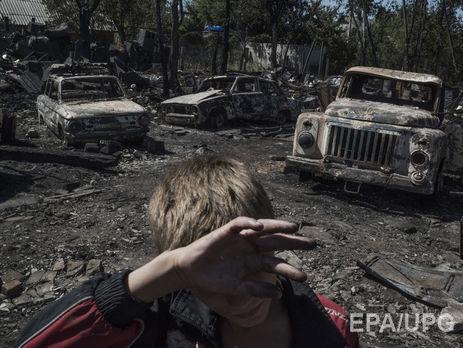 Вмеждународной Организации Объединенных Наций назвали число пострадавших в итоге конфликта наДонбассе