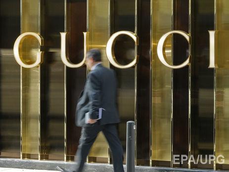 Вофисах Gucci прошли обыски