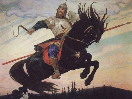 ВУкраїні «забанили» казки про російських богатирів і Акуніна