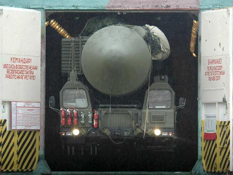 Нарозроблення «атомних поїздів» уРосії немає грошей— ЗМІ