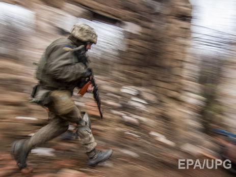 Штаб АТО: Боевики применили наДонбассе фосфорную мину
