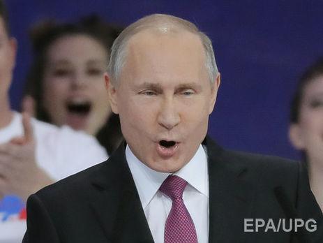 Путин: Мы не будем препятствовать нашим олимпийцам принимать участие в Играх