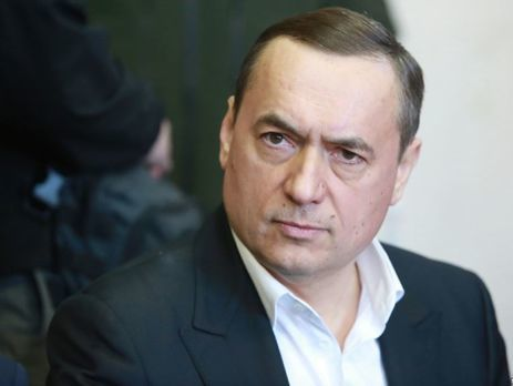 Прежнего народного депутата Мартыненко выпустили заграницу