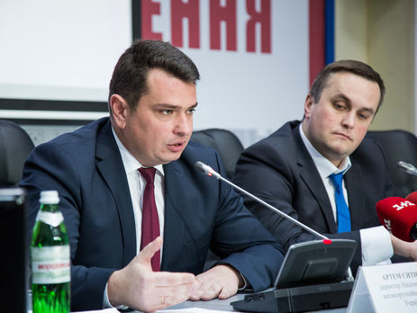 Сытник написал в Генпрокуратуру заявление на Холодницкого