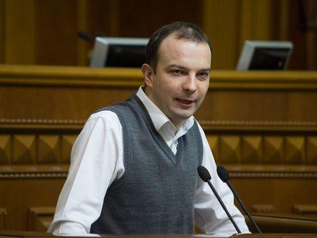 Рада внесла до порядку денного проект постанови про звільнення Єгора Соболєва з посади голови антикорупційного комітету
