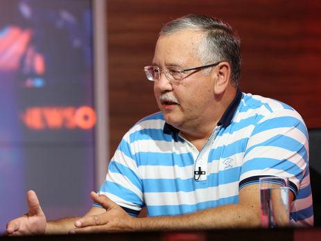 Слідчий комітет відкрив справу проти Гриценка