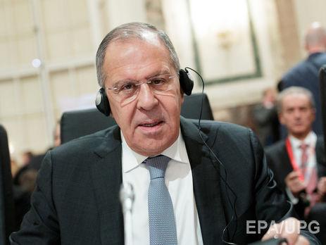 Лавров заявив в ОБСЄ, що український закон про освіту