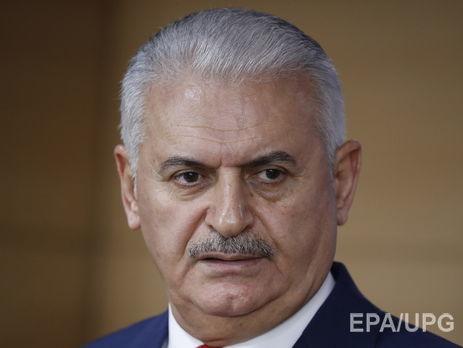 Прем'єр-міністр Туреччини вважає рішення Вашингтона визнати Єрусалим столицею Ізраїлю політичною безвідповідальністю