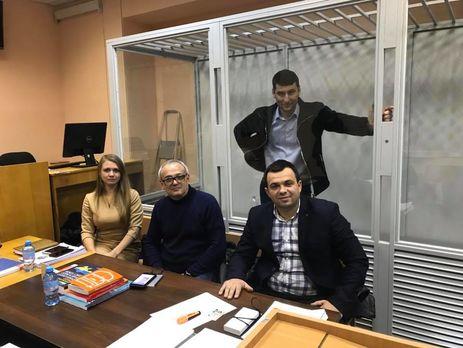 Адвокат Дангадзе заявив, що головні свідки по справі його підзахисного – агенти СБУ Вовк і Заєць