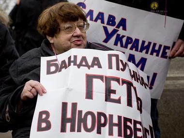Валерия Новодворская: Жители юго-востока Украины не получат от Путина даже жалких 30 сребреников