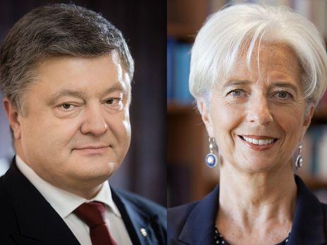 МВФ виступив занезалежність НАБУ і САП