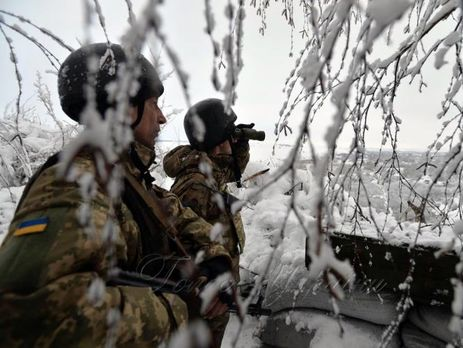 17 обстрілів, трьох бійців поранено, один український захисник загинув— Доба вАТО
