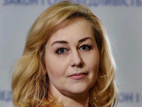 Сарган заявила, что аккаунт Луценко в Twitter – фейк