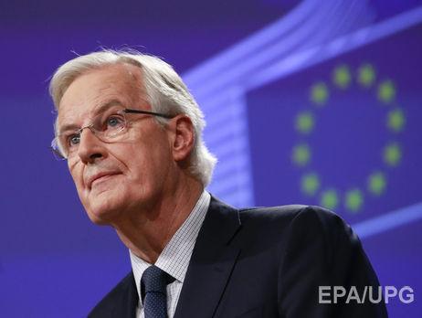 Закончилась первая фаза переговоров поBrexit