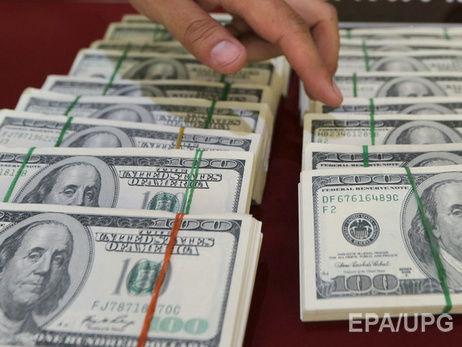 ООН: Щороку всвіті дають 1 трильйон доларів хабарів