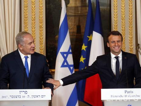 Нетаньяху: Мыготовы договориться омире сПалестиной