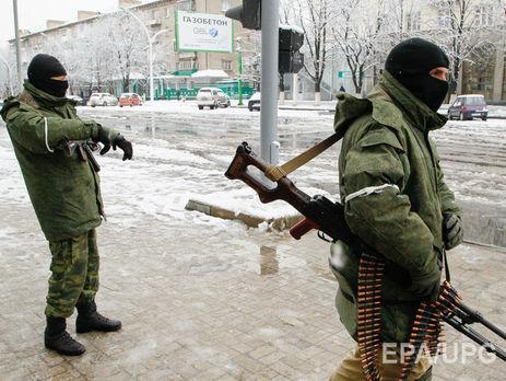 ГУР: наДонбас прибуло більш як100 кадрових офіцерівЗС РФ