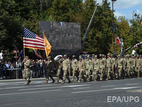 Трансгендери зможуть служити вармії США з січня 2018 року— Пентагон