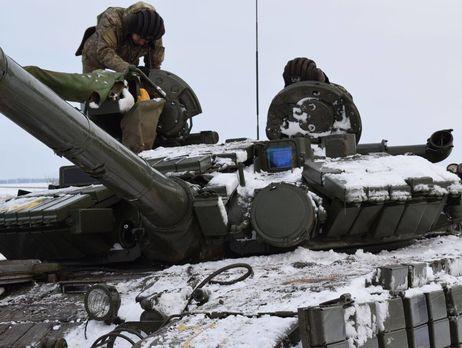 Штаб АТО: НаДонбасі задобу бойовики 22 рази порушили перемир'я