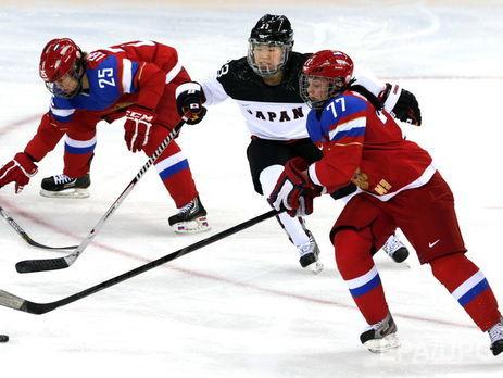 МОК пожизненно отстранил отОлимпиады шестерых хоккеисток из РФ