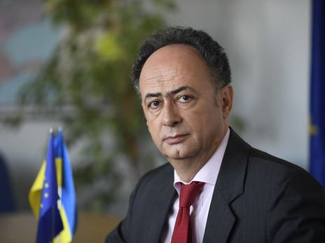 Украина отстает отграфика имплементации ассоциации— Мингарелли