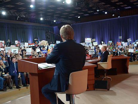 Путин призвал доРождества провести обмен пленными между Киевом иДонбассом