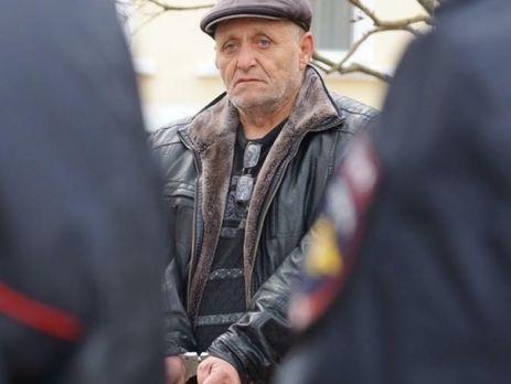 УКриму затриманий татарин потрапив уреанімацію