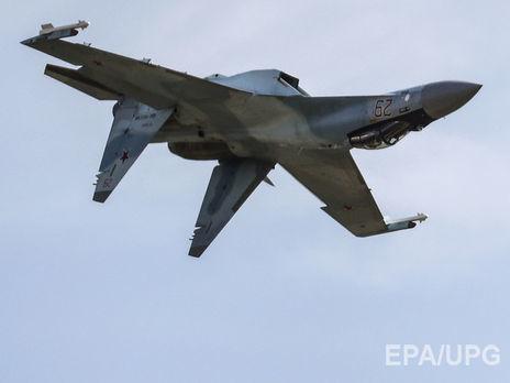 ВМинобороны прокомментировали «конфликт» Су-25 с североамериканскими F-22