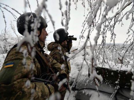 Штаб АТО: НаДонбассе стало менее обстрелов террористов