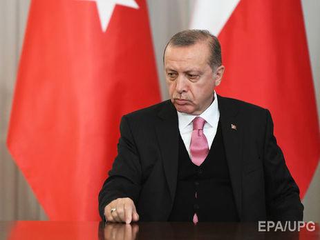 Турция откроет посольство вВосточном Иерусалиме,— Эрдоган