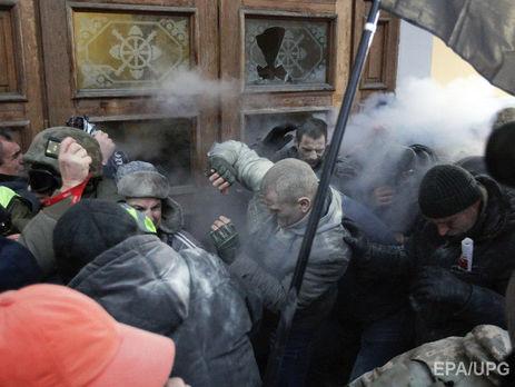Саакашвілі заявив, щопросто «збирався орендувати» приміщення вЖовтневому