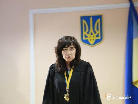 ВСП: Рассмотрение жалоб насудью Цокол несвязано сСаакашвили